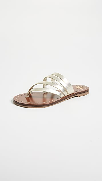 Tory Burch Patos Flat Sandals