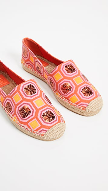 Tory Burch Cecily SHOPBOP Embellished Espadrilles   SHOPBOP Cecily a88295