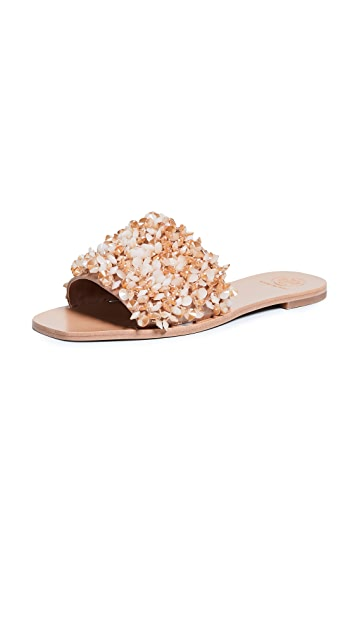 Tory Burch Logan Slides