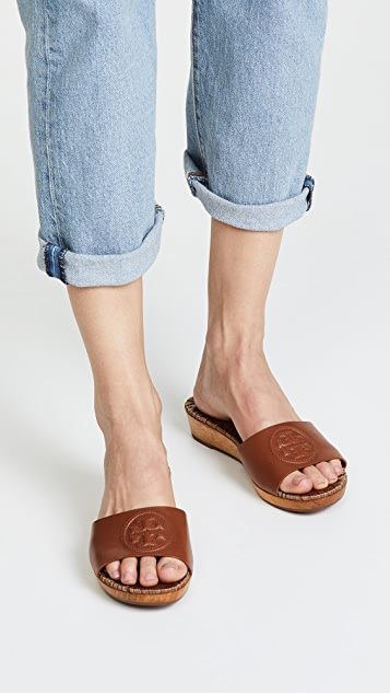 Tory Burch Patty 35mm Wedge Slides