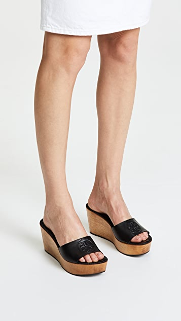 Tory Burch Patty 80mm Wedge Slide