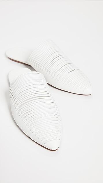 Tory Burch Sienna Flat Slides