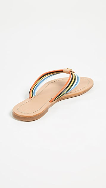 Tory Burch Sienna Thong Sandals