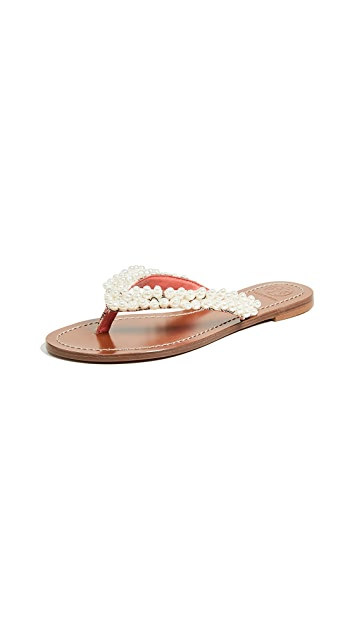 Tory Burch Tatiana Thong Sandals