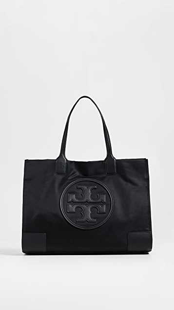 Tory Burch Ella Tote - Black