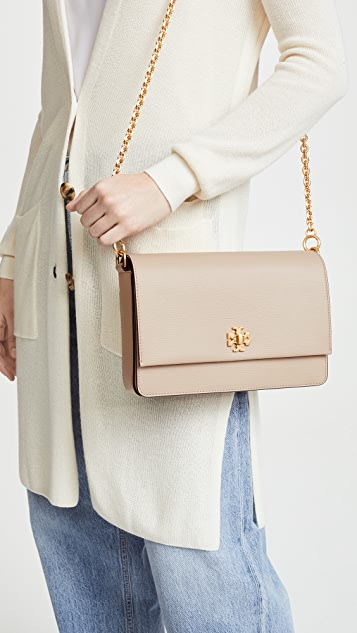 Tory Burch Kira Double Strap Shoulder Bag