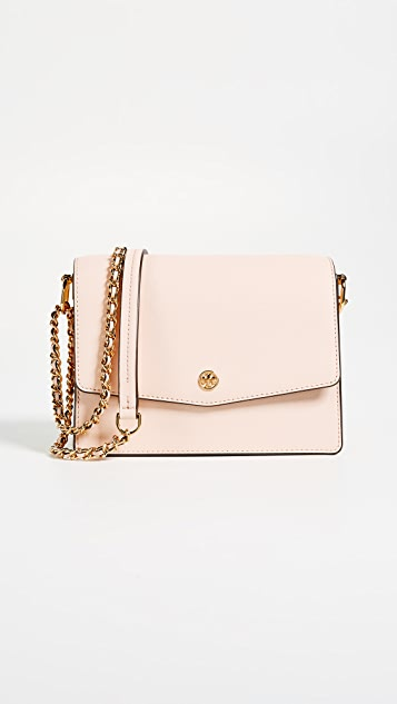 edf7b4ae3e7 Tory Burch Robinson Convertible Shoulder Bag ...