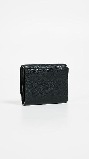 Tory Burch Kira Foldable Medium Wallet