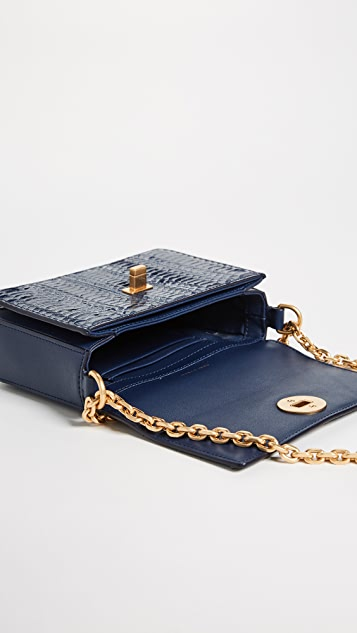 Tory Burch Kira Exotic Mini Bag