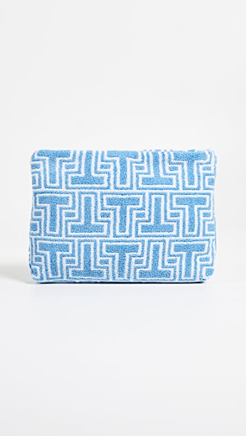 Tory Burch Towel T Large Cosmetic Case