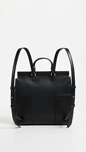 Tory Burch Block T Backpack