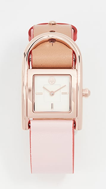 Tory Burch Thayer Watch, 25mm