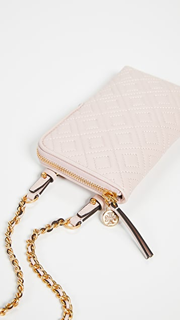 Tory Burch Fleming Cross Body Phone Pouch