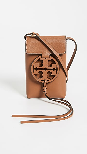 Tory Burch Miller Cross Body Phone Pouch