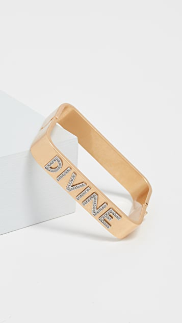 Tory Burch Divine Message Bracelet