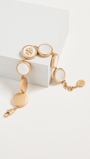 Tory Burch Semi Precious Multi Bracelet