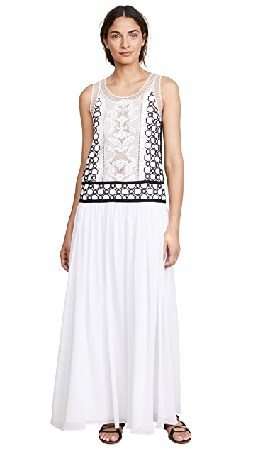 Tory Burch Helena Dress