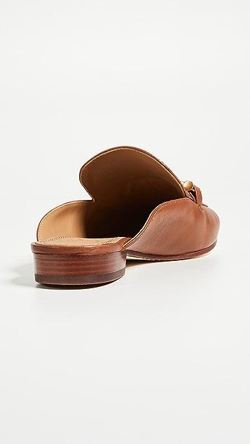Tory Burch Amelia Backless Loafers