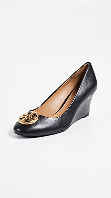 ecbb542e977b Tory Burch Chelsea 65mm Wedge Pumps