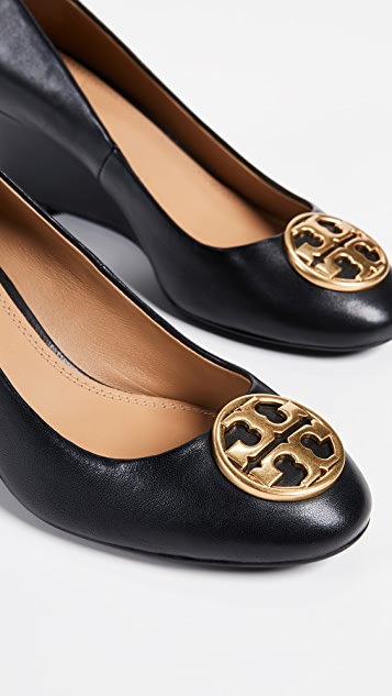Tory Burch Chelsea 65mm Wedge Pumps