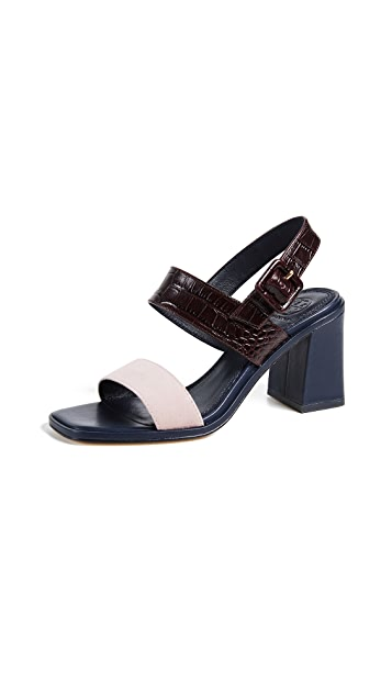 Tory Burch Delaney 75mm Sandals