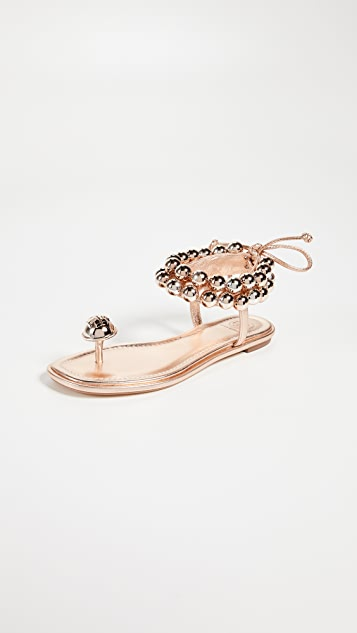 Melody Ankle Strap Sandals by Tory Burch