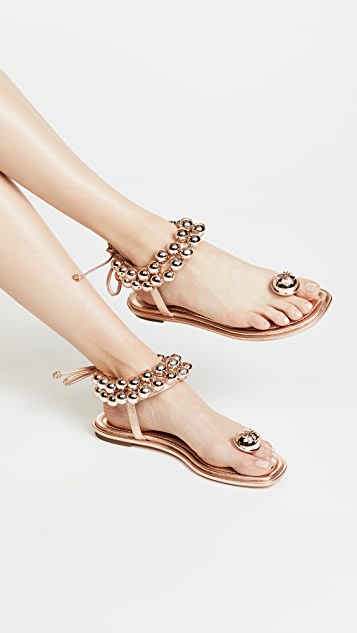 Tory Burch Melody Ankle Strap Sandals