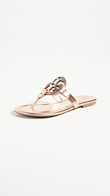 e9bcae735e93 Tory Burch Miller Thong Sandals ...