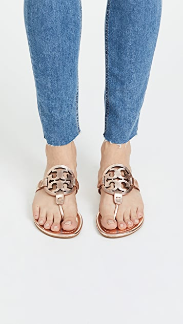 c56ca993ed34 ... Tory Burch Miller Thong Sandals ...