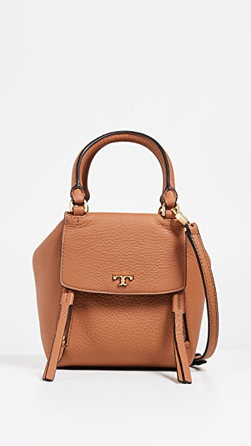 Half Moon Micro Satchel by Tory Burch