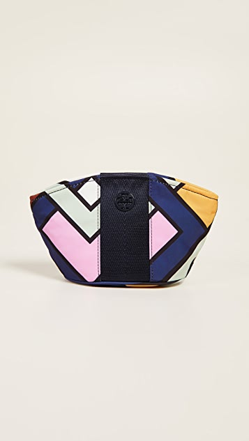 Tory Burch Small Dome Cosmetic Case