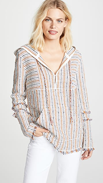 Tory Burch Hollis Baja Tunic