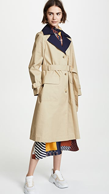 dc5a63dac Tory Burch Ashby Coat ...