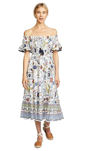 Tory Burch Meadow Folly Dress