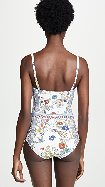 Tory Burch Meadow Folly Swimsuit