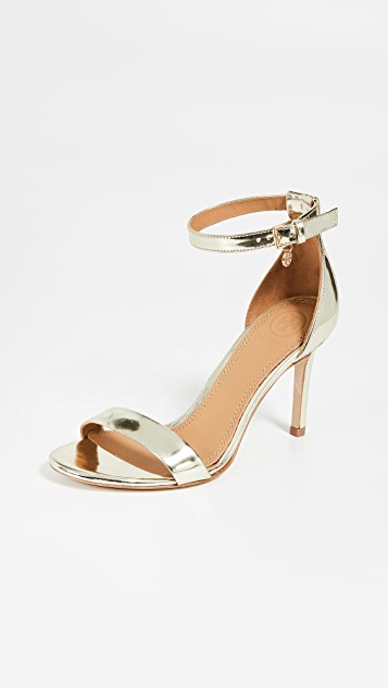 Tory Burch Ellie Ankle Strap Sandals