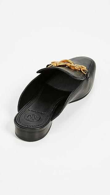 Tory Burch Jessa Backless Loafers