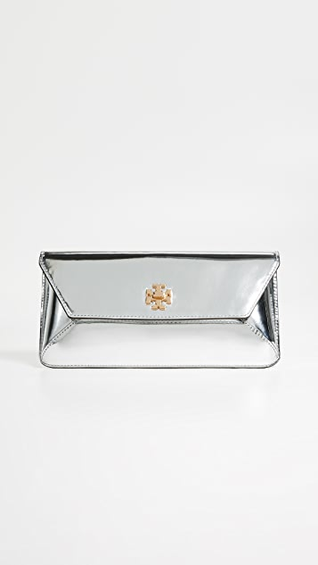b88a7299d6 Tory Burch Kira Metallic Envelope Clutch | SHOPBOP