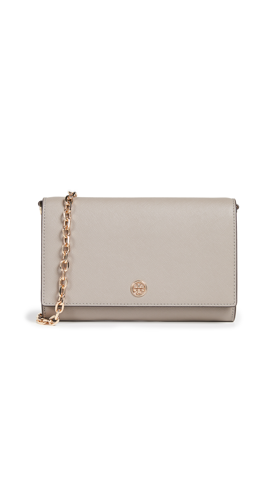 Tory Burch Robinson Chain Wallet Bag