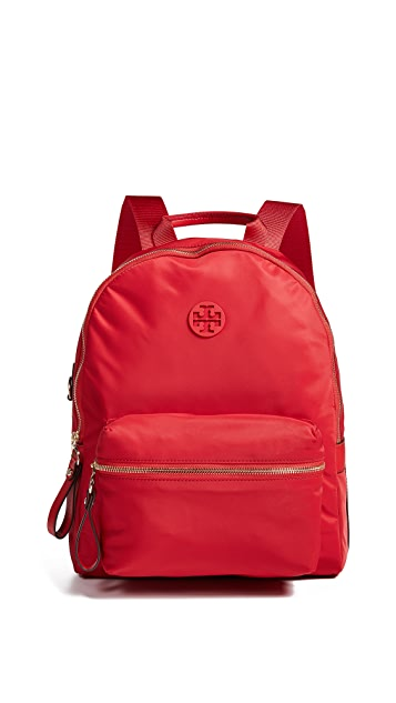Tory Burch Tilda Nylon Zip Backpack