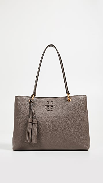 8c4d476020f1 Tory Burch Mcgraw Triple-Compartment Tote