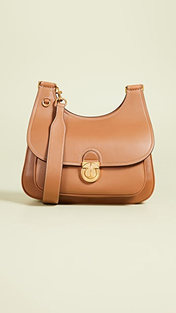 Tory Burch James Saddle Bag