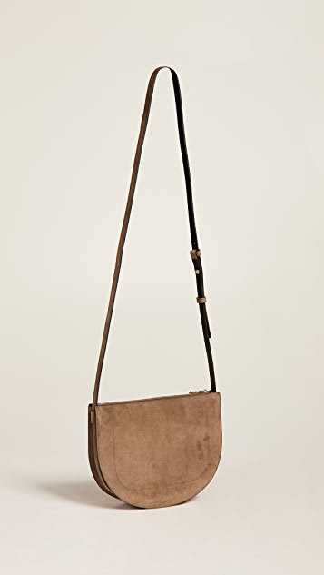 Tory Burch Saddle Large Crossbody Bag