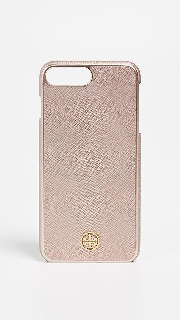 Tory Burch Robinson Hardshell iPhone 8 Plus Case