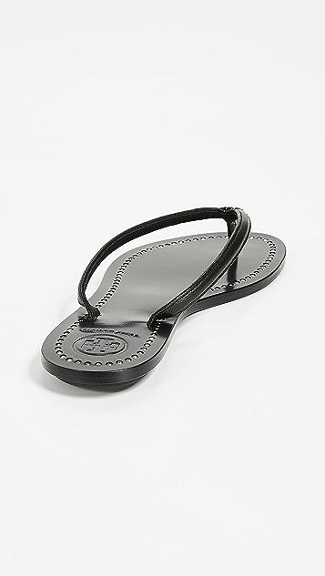 Tory Burch Liana Thong Sandals