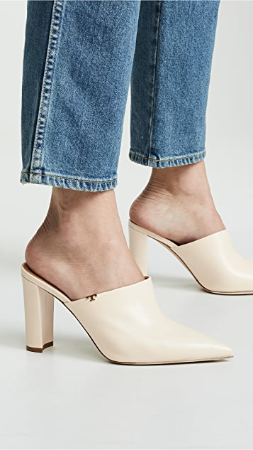 Tory Burch Туфли без задников Penelope на каблуках высотой 90мм