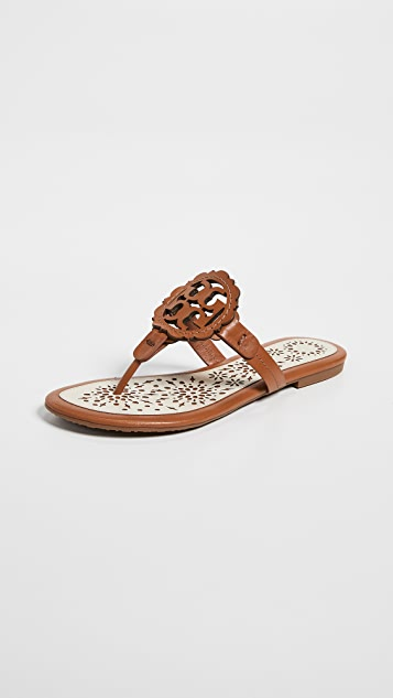 Tory Burch Miller Scallop Sandals