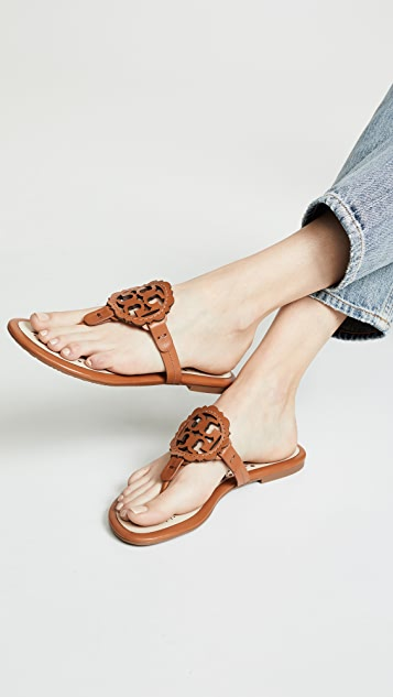 539f72a46fad Tory Burch Miller Scallop Sandals  Tory Burch Miller Scallop Sandals ...