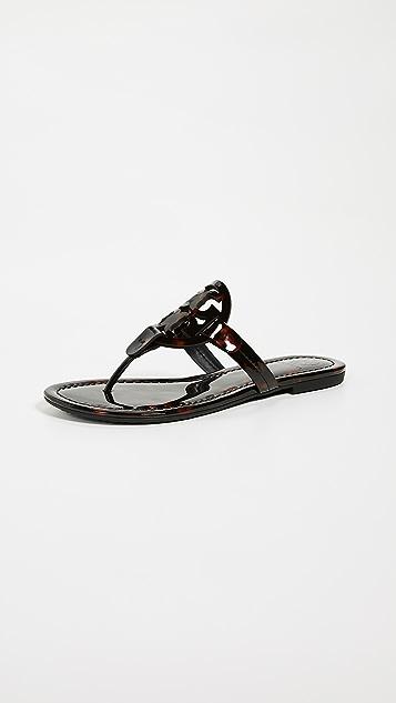 e2cd758bd17b1e Tory Burch Miller Thong Sandals