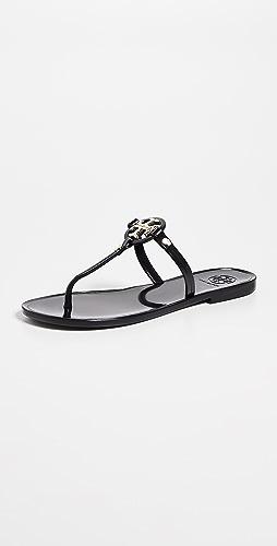 Tory Burch - Mini Miller Thong Flip Flops